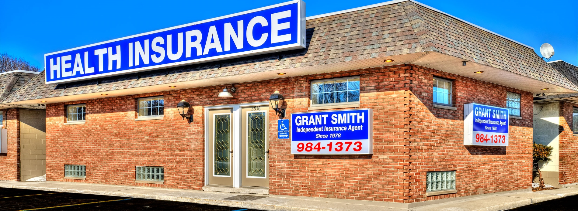 Grant Smith - Local Independent Health Insurance Agent